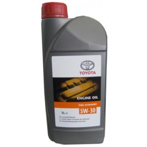 масло для машин toyota 5W-30